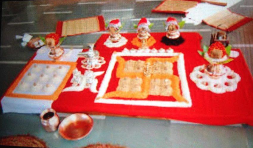 Vedic Astrology, Puja