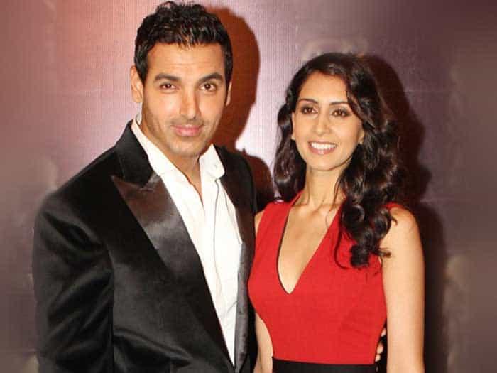 John Abraham & Priya Runchal,