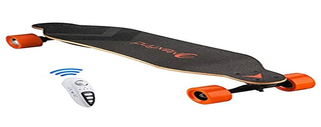 Maxfind electric skateboard