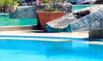 Salt Water Pool Chlorination
