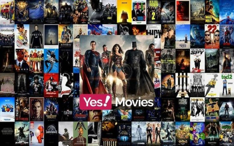 Yes Movies Apk download