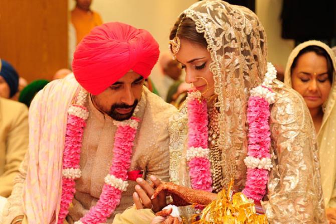 Ranvijay Singh Singha & Priyanka Vohra