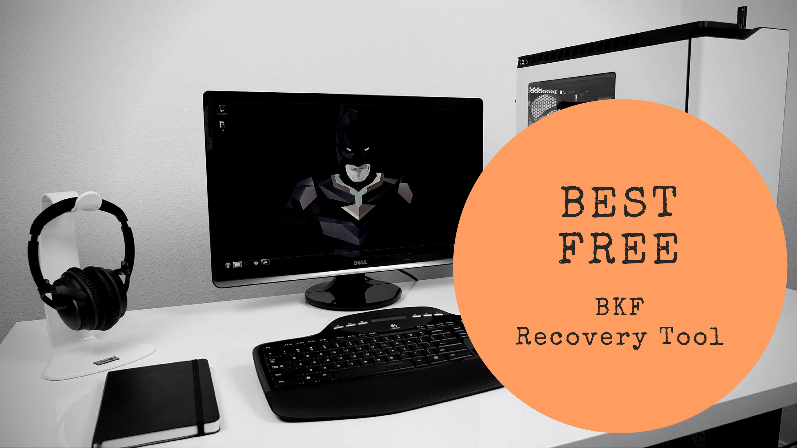 BKF recovery software
