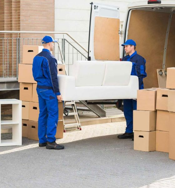 moving company in Orange