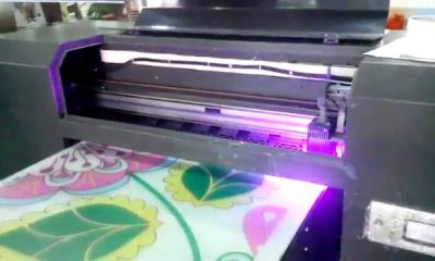 Decorating machine, UV laser machine