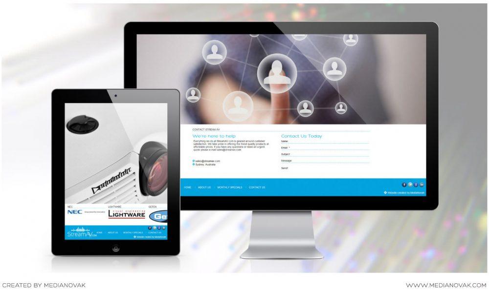 Own Business Website