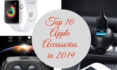 Top 10 Apple Accessories in 2019