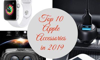 Top 10 Apple Accessories in 2019