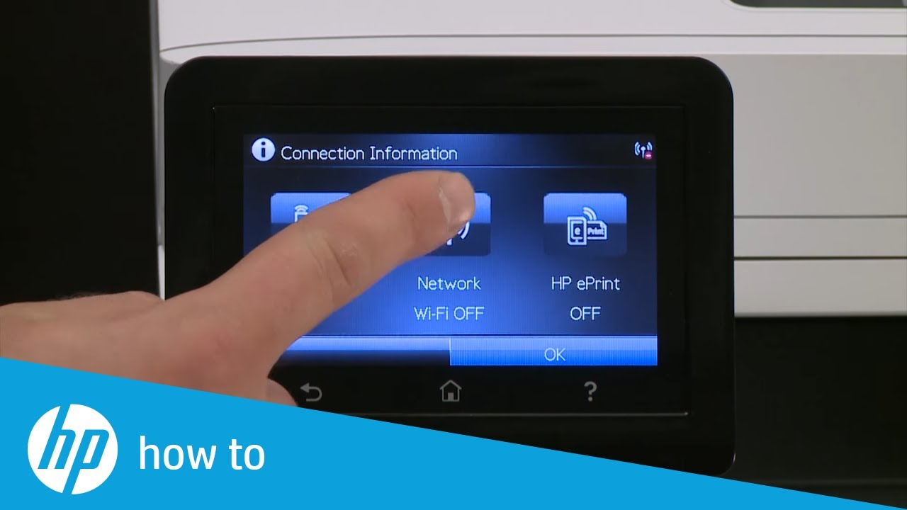 How to Setup HP Wireless or Wi-Fi Printer