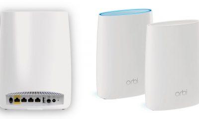 Orbi Mesh Wi-Fi router