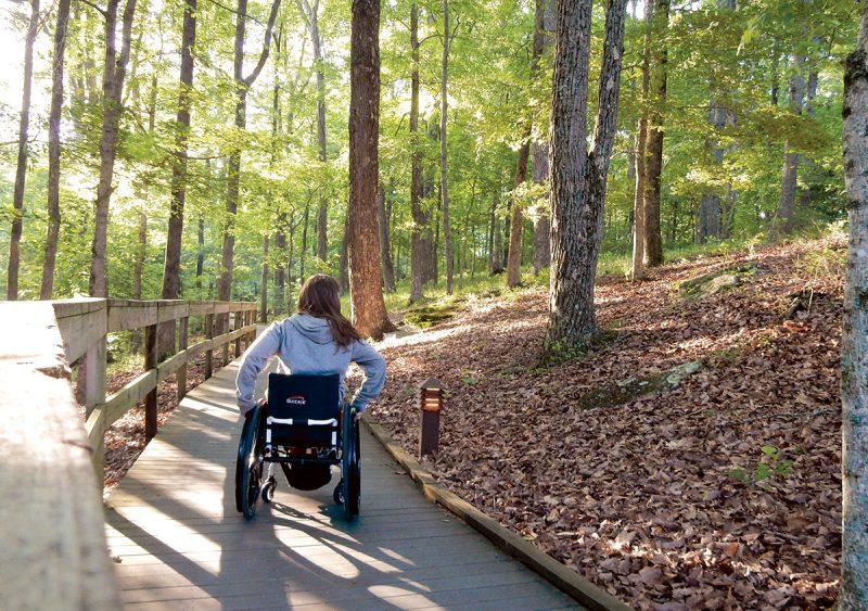 wheelchair-accessible