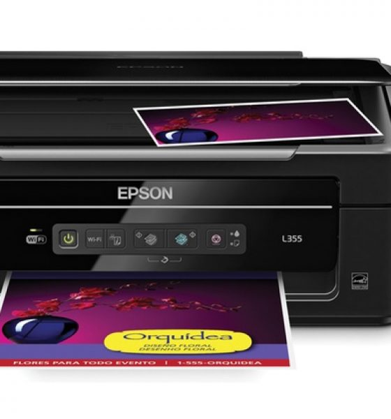 Epson Printer L355