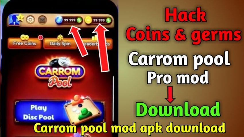 Download Carrom Pool mod APK – Unlimited Mod