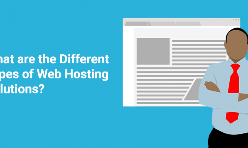 Web Hosting Solutions