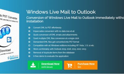 Windows Live Mail to Outlook Converter