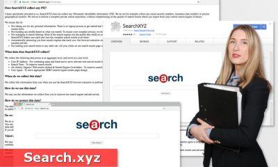 Search.xyz a Standout Search Engine