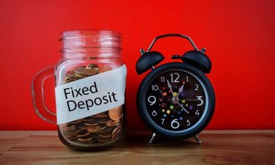 Opening a Fixed Deposit Account