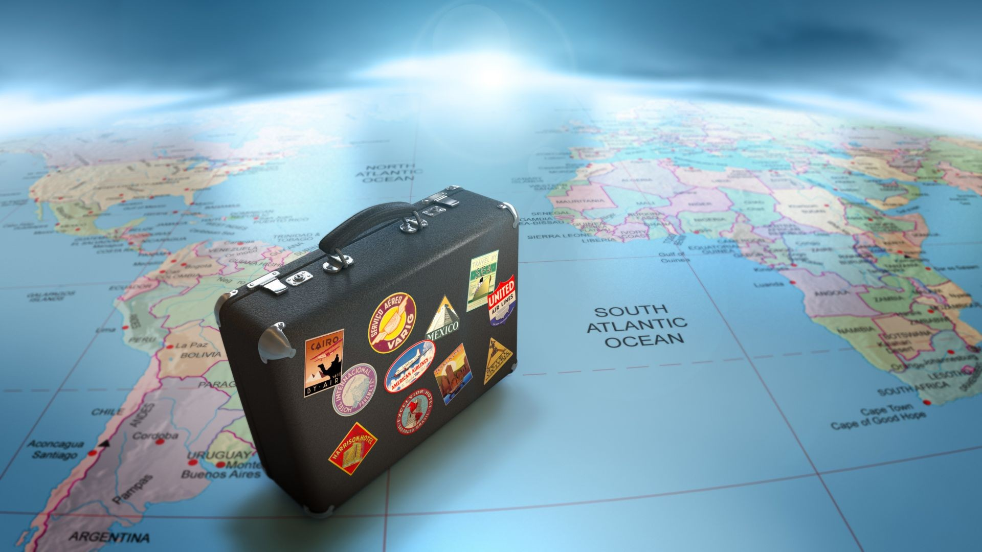 Travelling For Long Distance