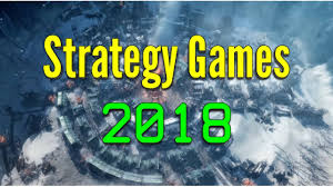 Top 5 best strategy games of 2018