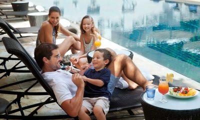 australia travel family