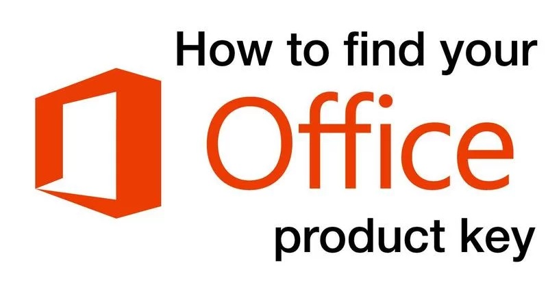 change your office product key