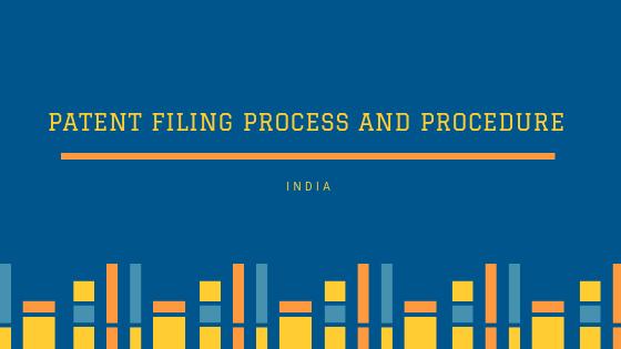 Patent Filing Process