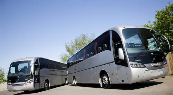party bus hire in uk