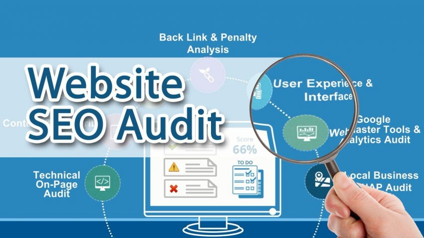 SEO Audit of your website