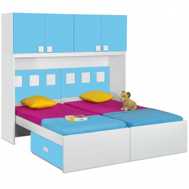Some space saving beds that are used by people in houses having less space