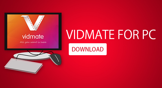 Vidmate Application for covering all the Tasks on PC