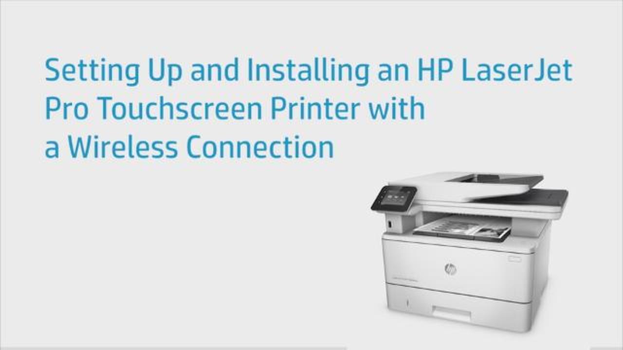 Ways to Setup or Install HP Laser Printer?