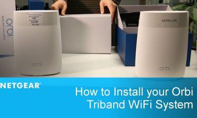 Orbi WiFi System