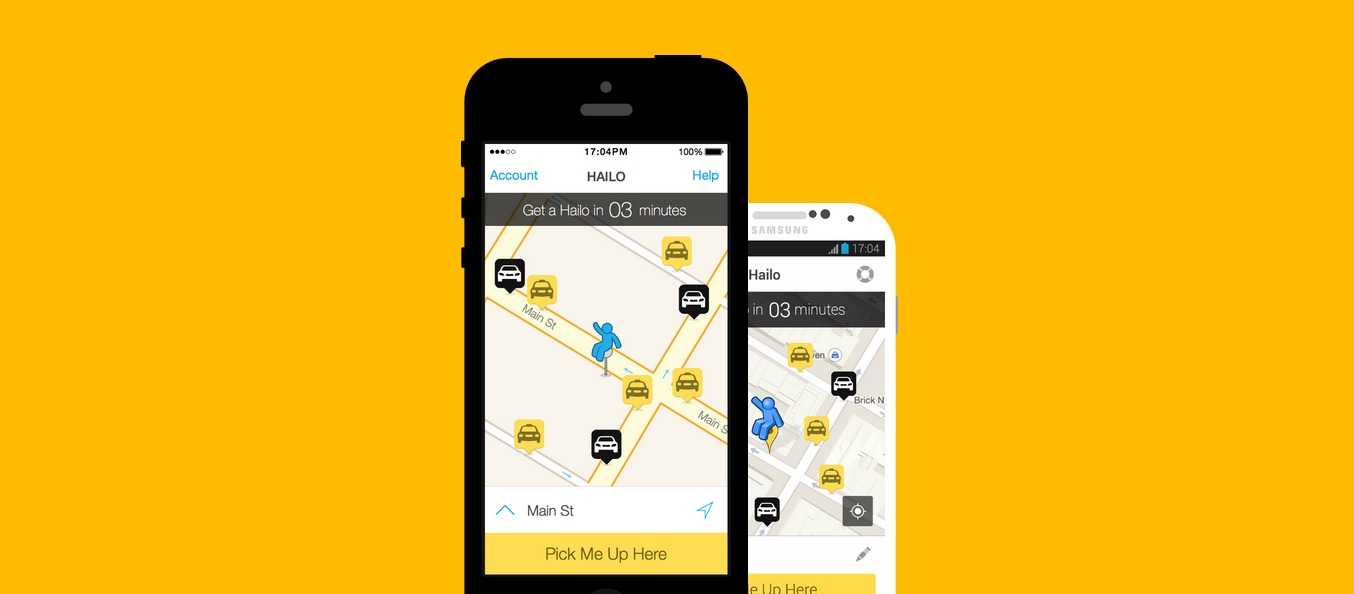 Mobile Application for Your TAXI Business like UBER/OLA