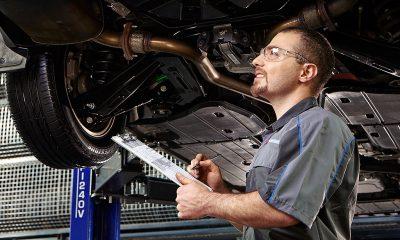 Regular Car Inspection