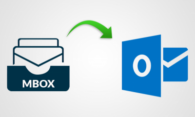 Import an MBOX File into Outlook