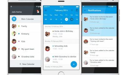 Family Calendars App