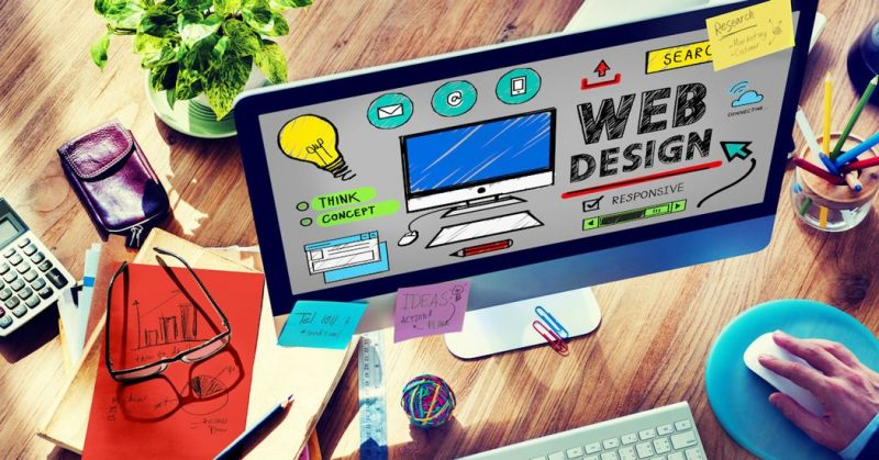website designer in India