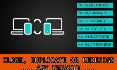 website clone