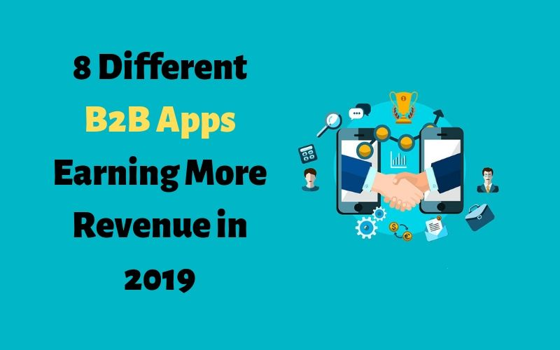 B2B Apps Earning