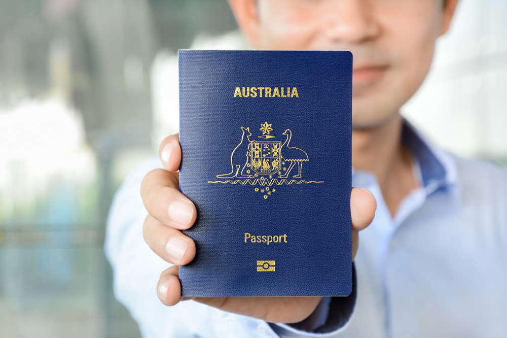 Australia Citizenship