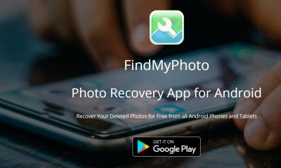 Photo Recovery App for Android