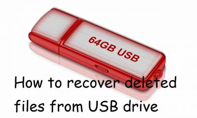 How To Recover Permanently Deleted Files From USB Drive