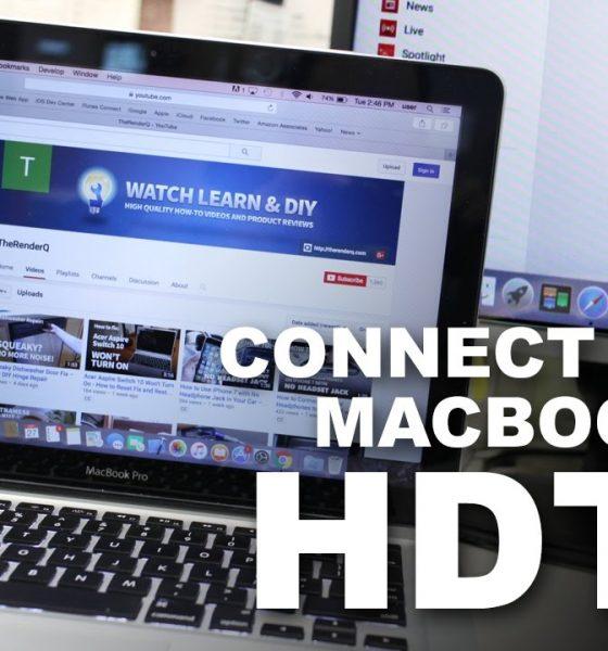 Fix MacBook Pro HDMI Not Working