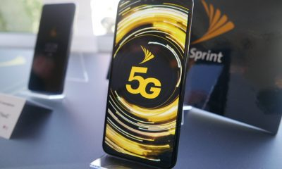 Sprint 5G is lighting up 9 new US cities