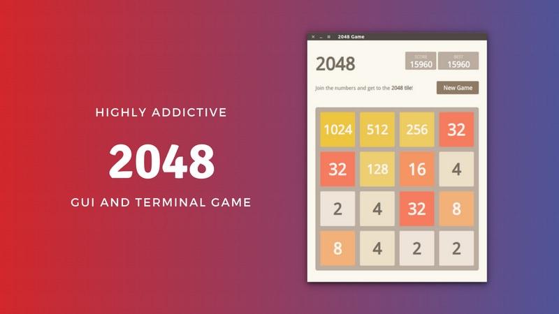 2048 Puzzle Games
