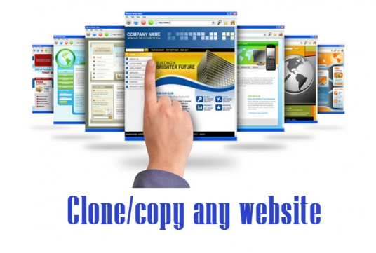 Why Not Try Out Clone For Your Website?