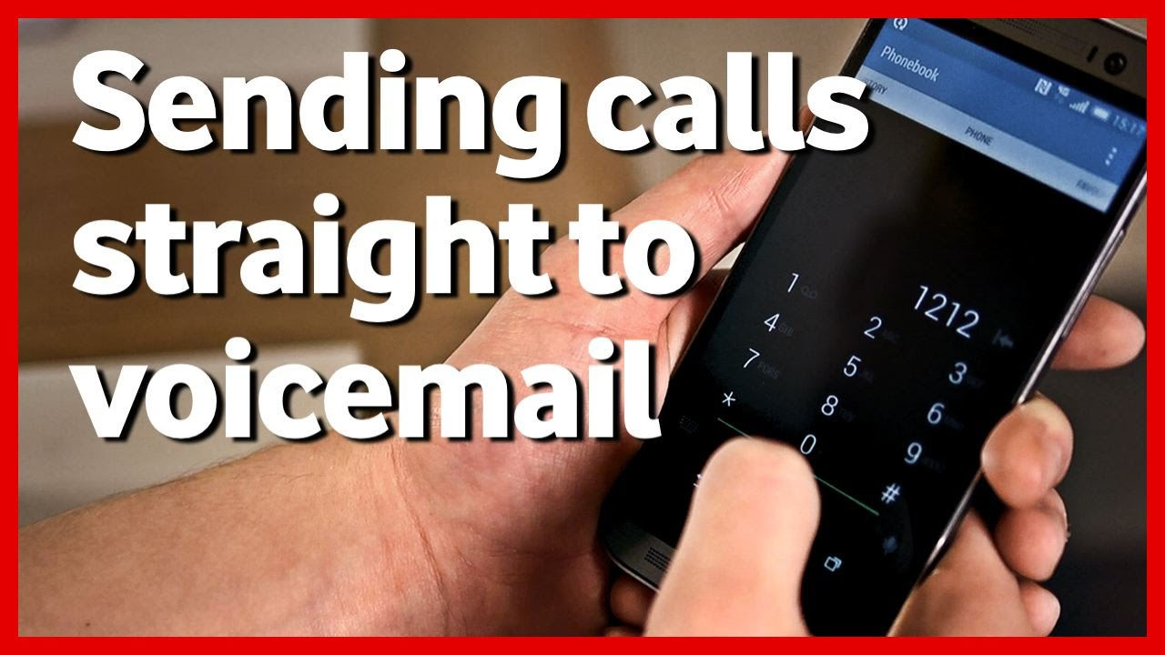 Is There a Way to Call Someone and Have It Go Straight to Voicemail?