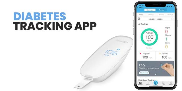 Diabetes Tracking App