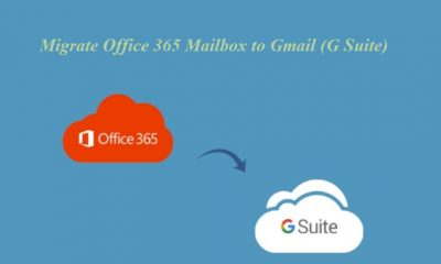 Migrate Office 365 Mailbox to Gmail