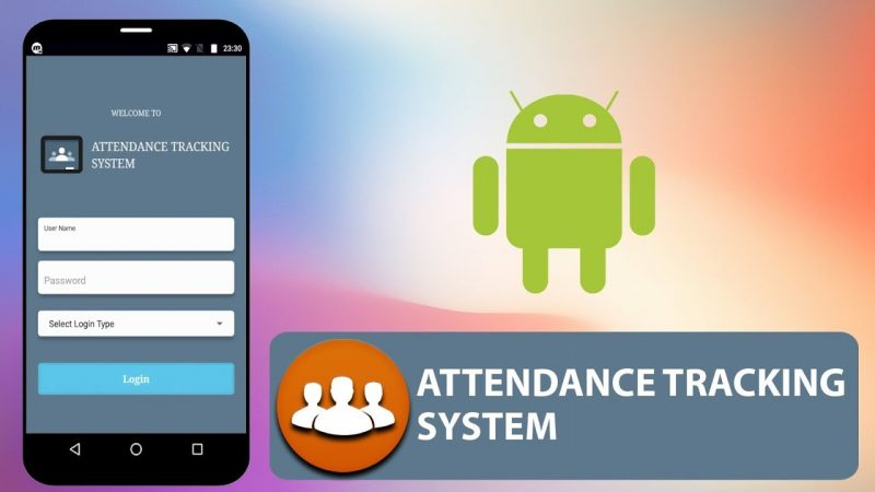 Mobile Attendance Management App